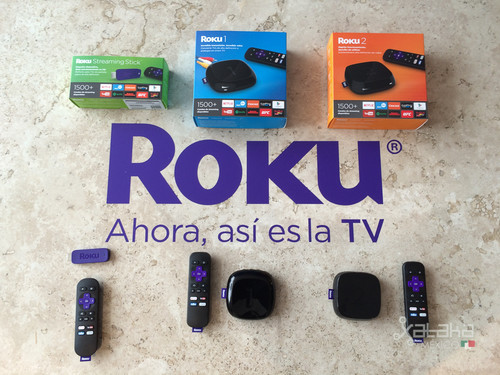 Roku y su atractivo armamento de dispositivos de streaming llegan a México