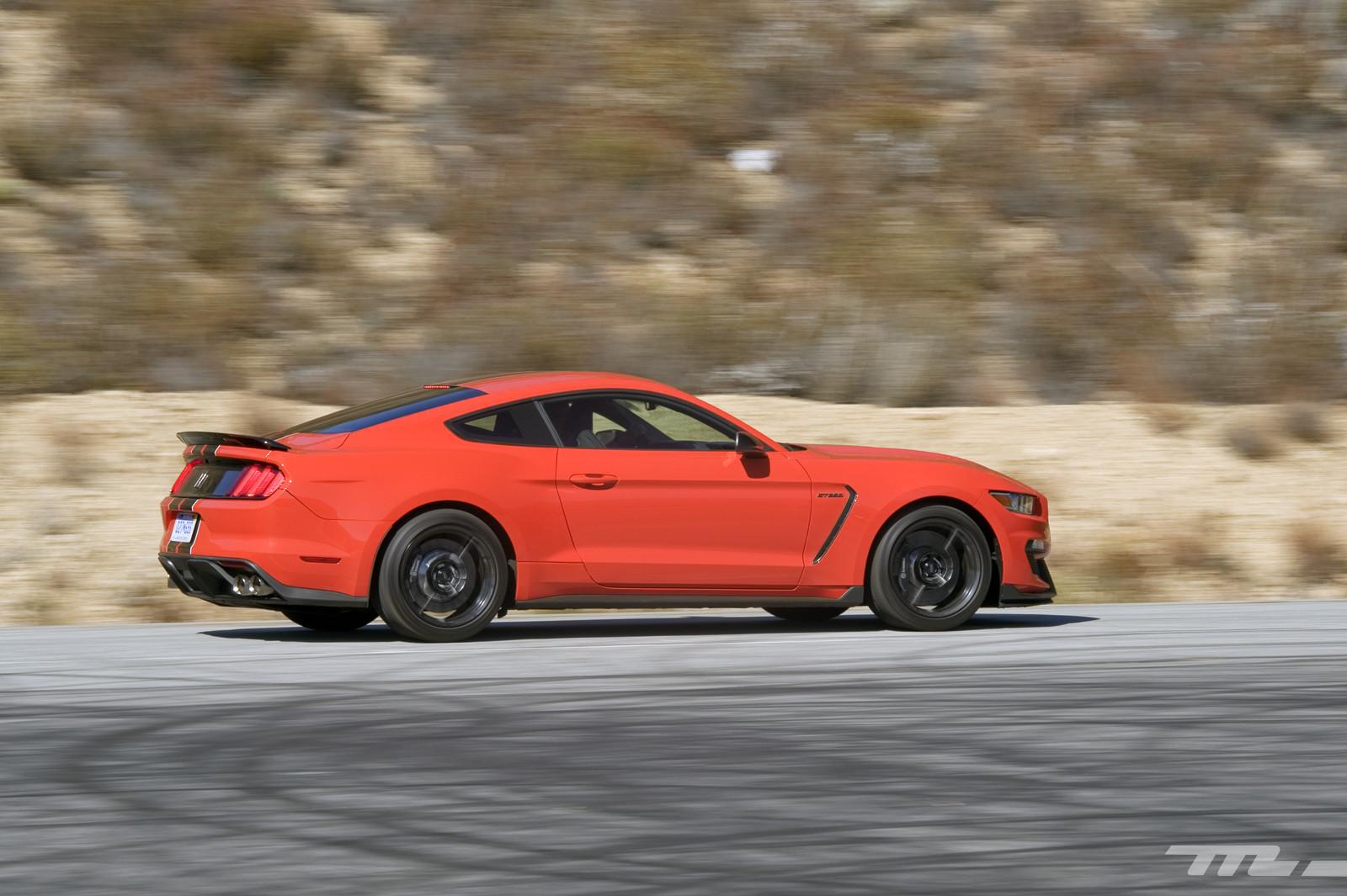 Foto de Ford Mustang Shelby GT350, prueba (12/40)