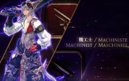 Machinist Final Fantasy Xiv
