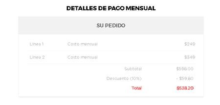 Planes Familiares Virgin Mobile Mexico Descuento Mastercard