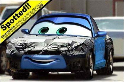 Sally Disney Pixar