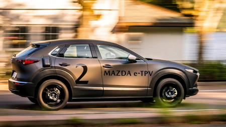 Mazda Coche Electrico