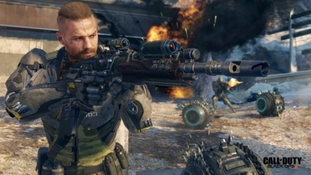 Nada de modo campaña en el Call of Duty: Black Ops III de PS3 y Xbox 360