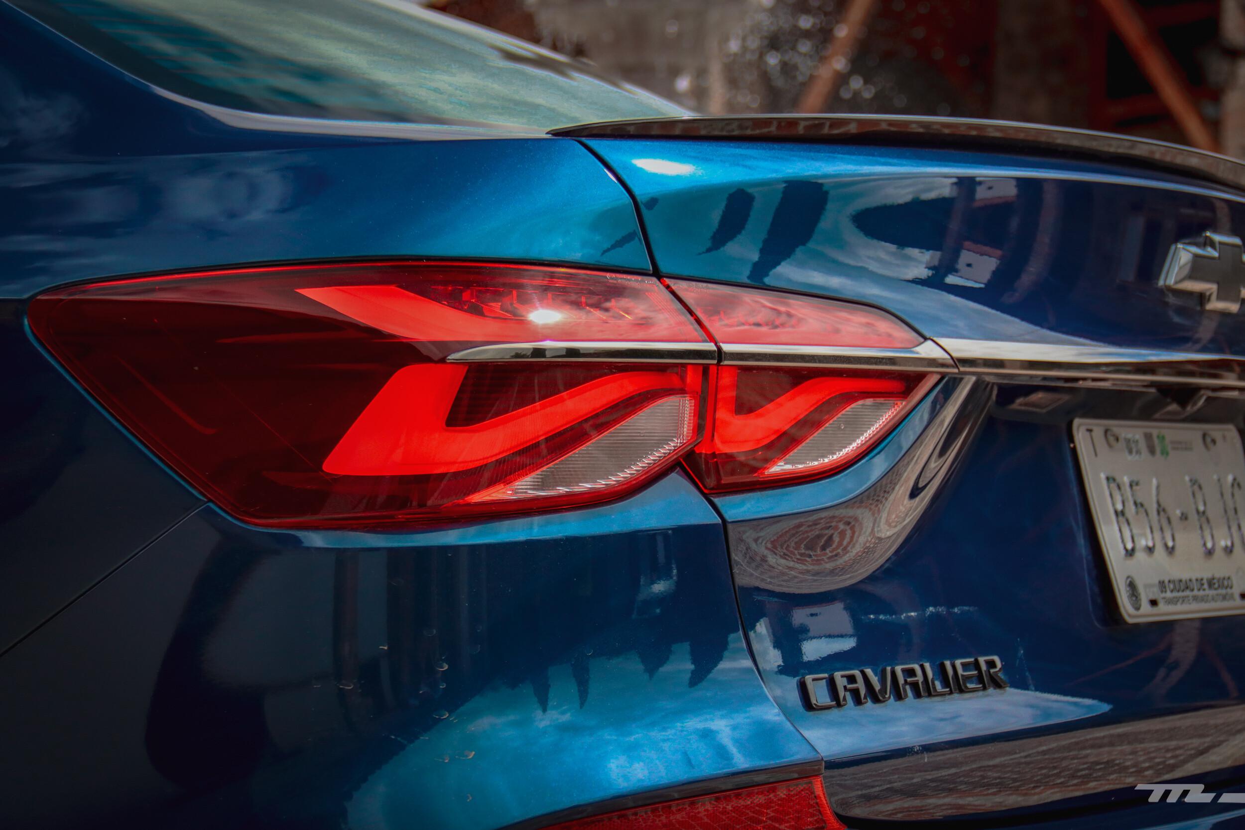 Foto de Chevrolet Cavalier Turbo 2022: Primer vistazo (14/37)