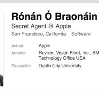"""Un ingeniero de matrículas digitales se convierte en """"Agente Secreto"""" de Apple"""