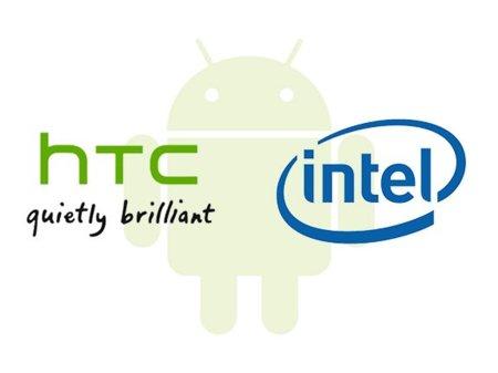 Rumor: HTC podría ser la primera en estrenar Android en procesadores Intel Atom