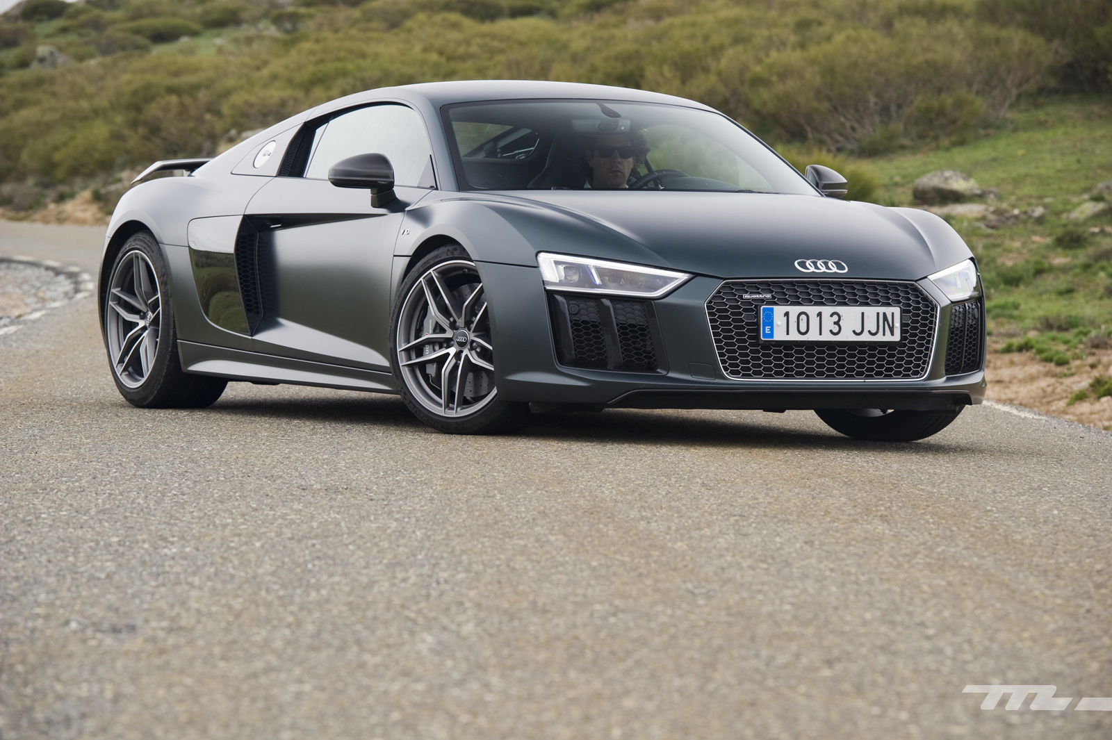 Foto de Audi R8 V10 Plus (prueba) (1/39)