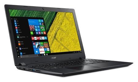 Portátil Acer Aspire 3 de 256GB rebajado en el Cyber Monday de Amazon: por 449,99 euros y envío gratis