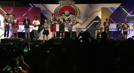 Los campeones del Pokémon World Championships 2014
