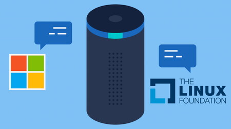 La Fundación Linux se une a Microsoft para promover la tecnología basada en la voz mediante la apuesta por los estándares abiertos