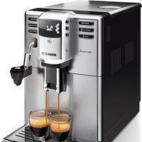Amazon nos ofrece café de cafetería en nuestra casa por 399 euros gracias a esta oferta en la cafetera Saeco HD8914/01