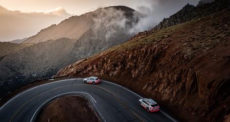 Audi E Tron Prototype Pikes Peak 10