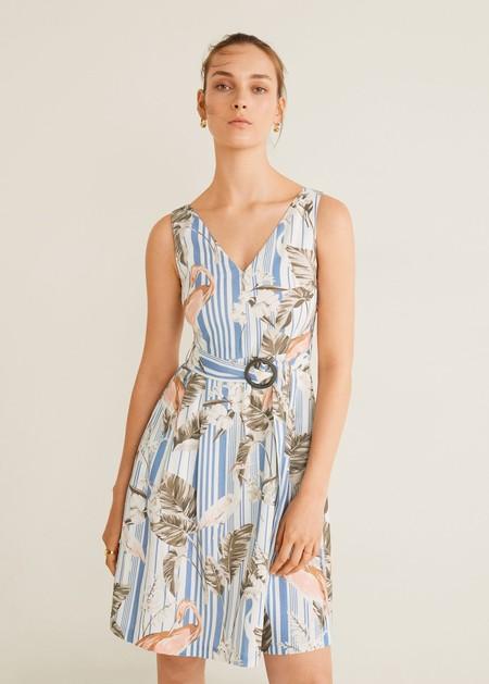 Vestido Verano Rebajas Mango 04