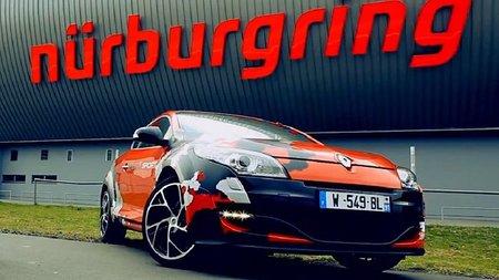 Renault prepara un Mégane RS más rápido en Nordschleife