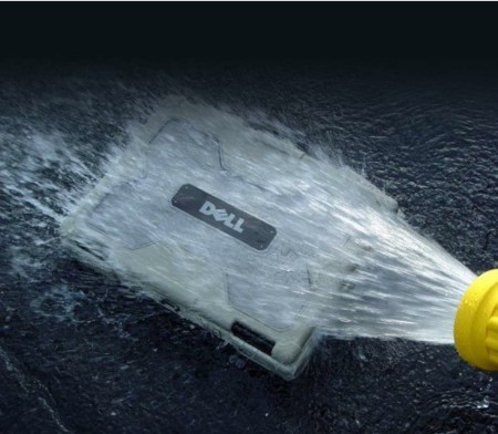 Dell XFR D630, portátil todoterreno