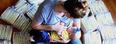 Dona 236 litros de leche materna y escribe una bonita carta para el bebé que la reciba