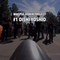 Rōnin #1 en acción en Pikes Peak