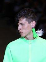 Thierry Mugler Primavera-Verano 2012 en la Semana de la Moda de París