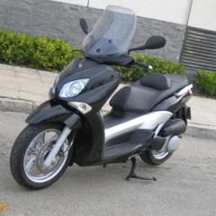 Foto 9 de 20 de la galería yamaha-x-city-125 en Motorpasion Moto