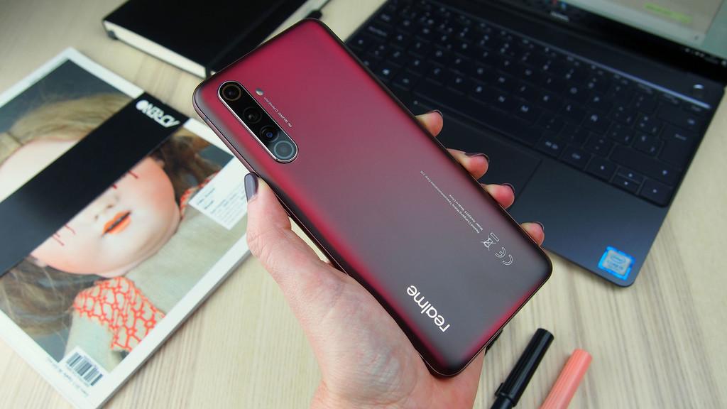 Android 11 para el Realme X50 Pro ya se puede descargar en beta