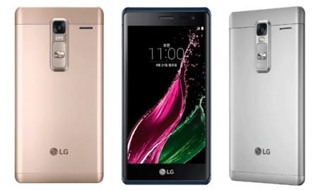 LG Class, el nuevo smartphone Android de gama media de LG