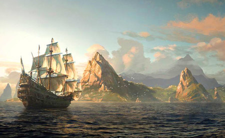 Ubisoft habla sobre el potencial del 'Assassin's Creed IV: Black Flag' de PS4