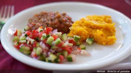 Gastronomía tunecina - ensaladas