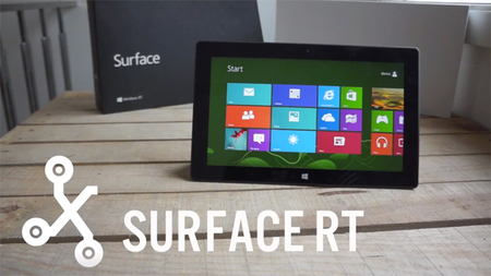Microsoft Surface RT, pasa por su análisis en video