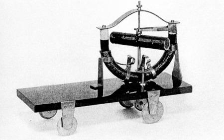 Vehiculo electrico de Anyos Jedlik