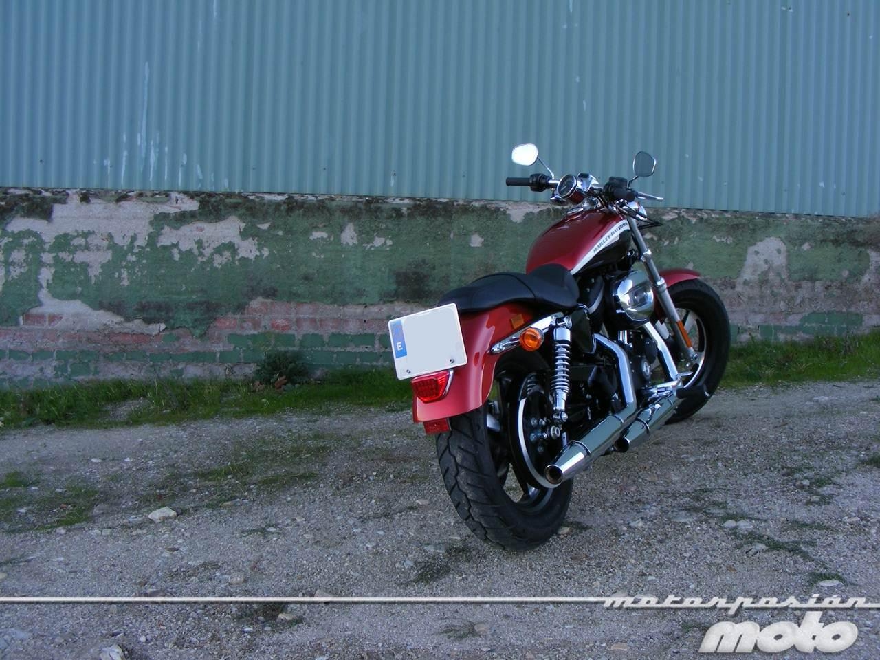 Foto de Harley-Davidson XR 1200CA Custom Limited (55/65)