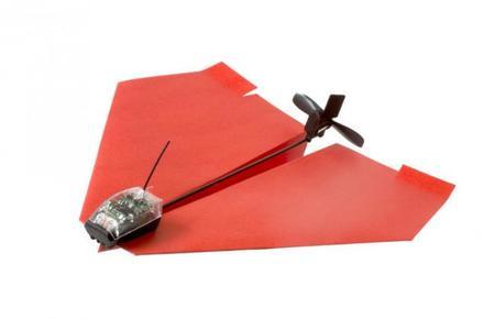 PowerUp 3.0, cómo controlar un avión de papel desde nuestro móvil
