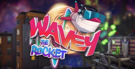 Análisis de Wavey the Rocket: nadie dijo que surfear con flow como un tiburón fuese fácil, pero puede ser divertido y refrescante