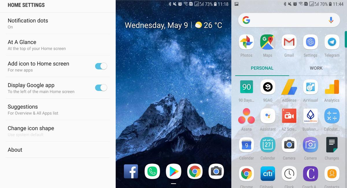 Ya puedes descargar el Pixel Launcher de Android P Beta para