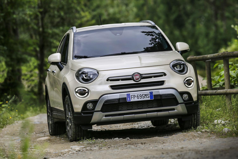 Foto de Fiat 500X 2019 (26/64)