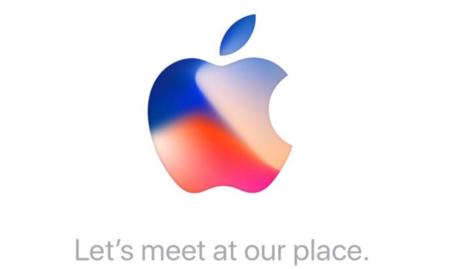 El iPhone 8 será presentado el próximo 12 de septiembre: la invitación oficial de Apple lo confirma