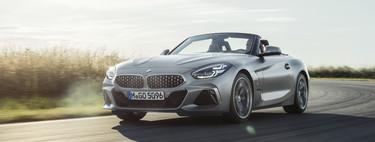 BMW Z4 Roadster: Precios, versiones y equipamiento en México