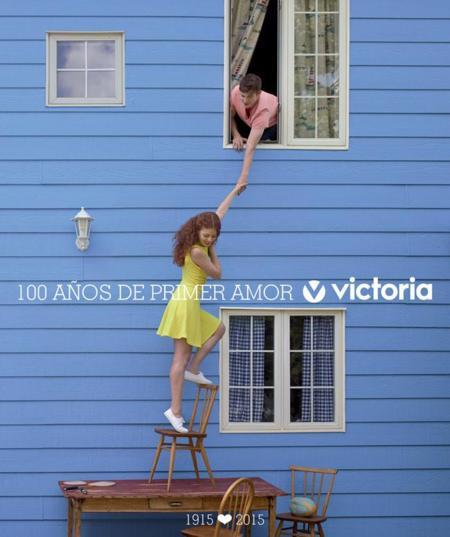 Las zapatillas Victoria cumplen 100 años