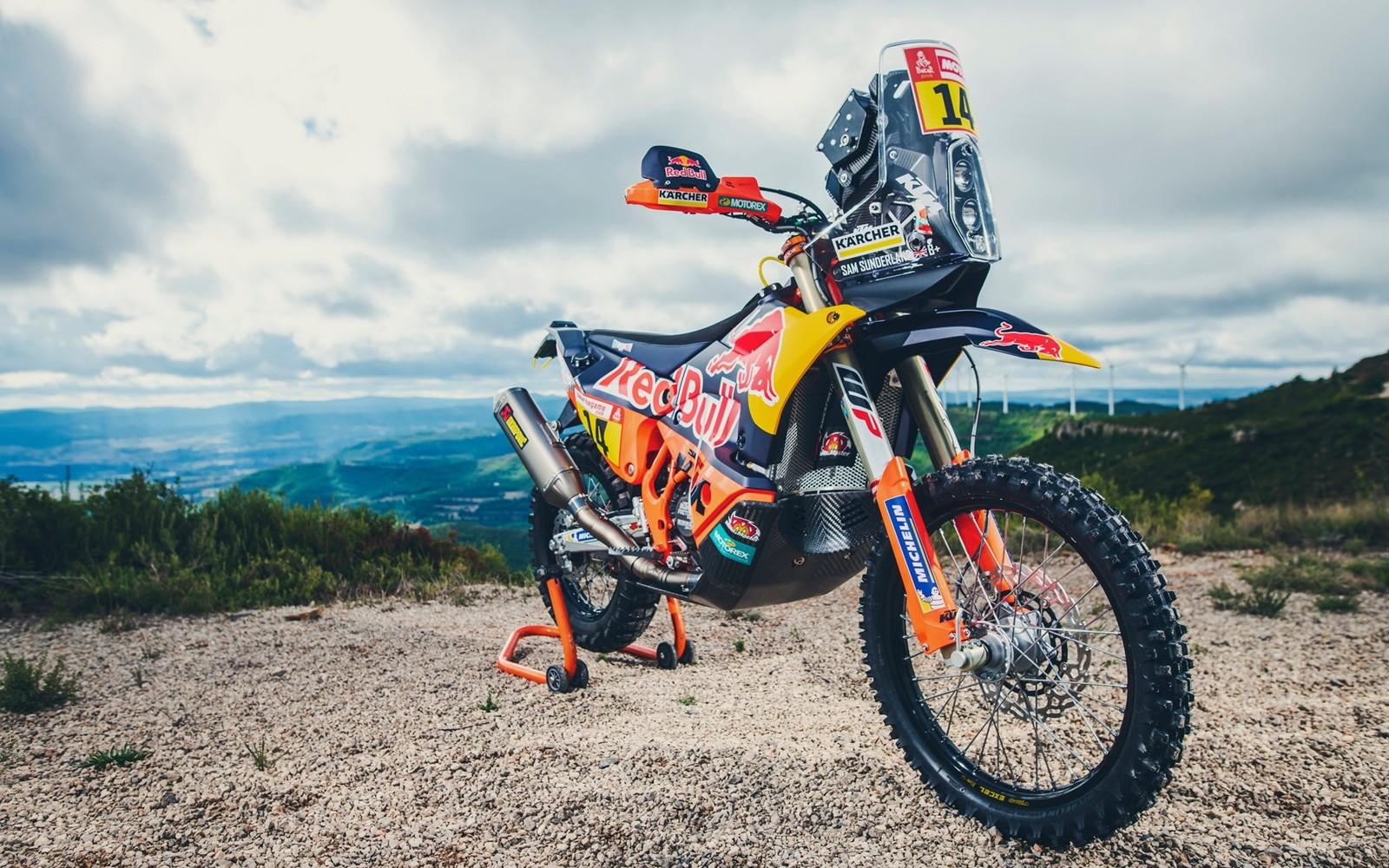 Foto de KTM 450 Rally Dakar 2019 (90/116)