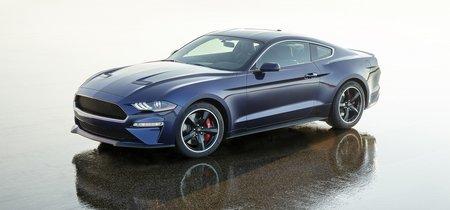 Este Mustang Bullitt Kona Blue puede ser tuyo por menos de 200 pesos