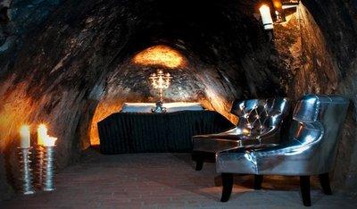 La habitación bajo tierra más profunda del mundo está en un hotel en Suecia