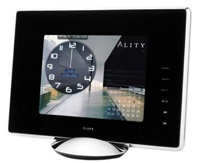 Mustek Ality PF-T80R, marco digital de diseño