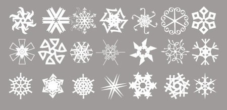 ¿Cómo sabemos que todos los copos de nieve son diferentes si no podemos verlos todos?