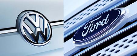 Ford y Volkswagen podrían concretar su alianza en julio