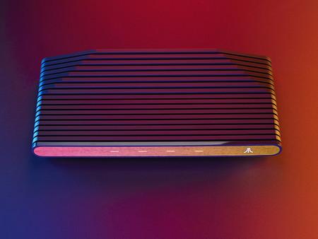 Atari Vcs Console Wood