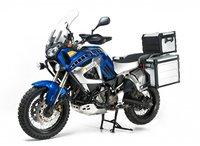 Yamaha Super Ténéré Adventure, la campera de la familia