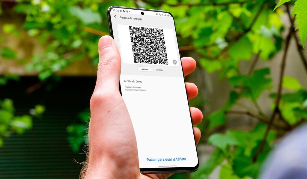 Cómo guardar el Certificado Covid en Samsung Pay para tenerlo siempre disponible en tu móvil galaxy