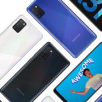 Samsung Galaxy A31: cuatro cámaras de hasta 48 megapíxeles y una enorme batería para el nuevo gama media coreano