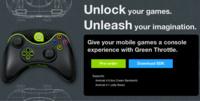 Green Throttle también quiere que juguemos con Android como si fuera una videoconsola