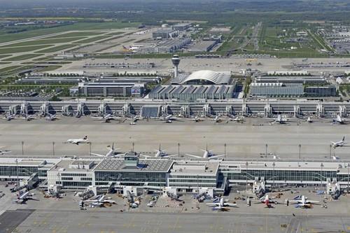 El aeropuerto de Munich y el de Singapur elegidos como los mejores aeropuertos del mundo