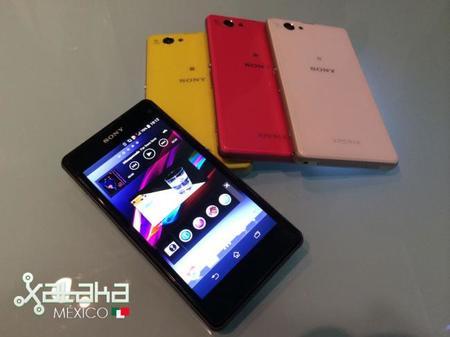Sony Xperia Z1 Compact MX
